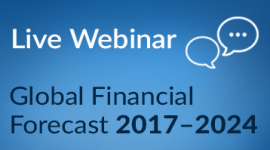 Webinar on the Global Financial Forecast 2017-2024