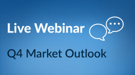 Live Webinar on the Q4 Market Outlook