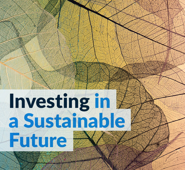 ESG Report 2020 - Investing in a Sustainable Future
